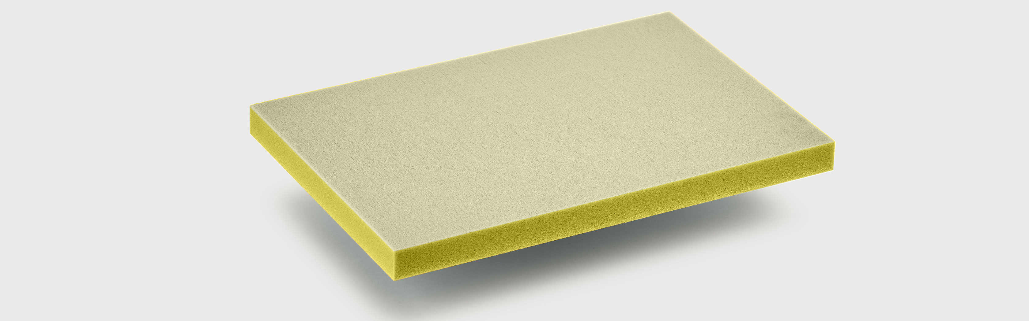 PIR-STEP is a lightweight sandwich panel with a core in polyurethane foam with glass fibre reinforced with epoxy resin.