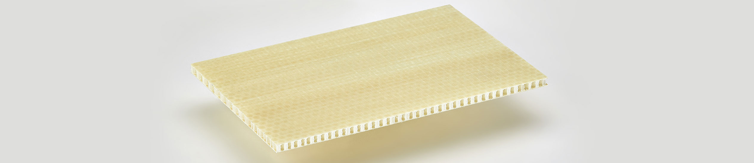 POLISTEP  is a lightweight sandwich panel with a core in polypropylene with glass fiber reinforced with epoxy resin.